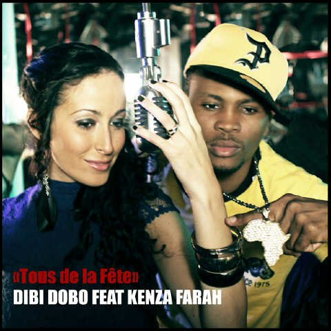 &quot;Tous de la fete&quot; Kenza Farah feat Dibi Dobo