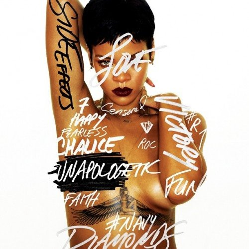 Tracklist de l'album de Rihanna